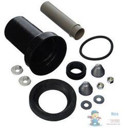 Свързващ комплект HDPE за WC чиния, дълж. 18.5 cm - Geberit
