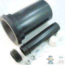 Свързващ комплект HDPE за WC чиния, дълж. 26.5 cm - Geberit