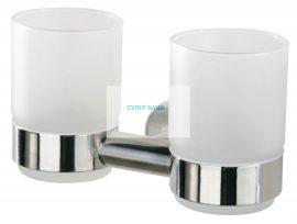 двойна чаша за четки за зъби BOSTON