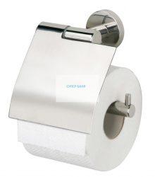 държач за тоалетна хартия с капак BOSTON