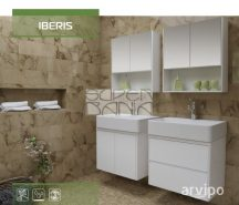 Шкаф IBERIS с мивка 60 см.