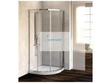 IDEAL STANDART Душ кабина KUBO, стъкло прозрачно покритие - 80x80 cm