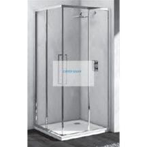 IDEAL STANDART Душ кабина KUBO квадратна, стъкло сатен - 80 cm