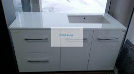 Конзолен шкаф от ПВЦ 120х53 - България