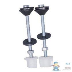 Крепежни елементи и уплътнение за тоалетна чиния - казанче
