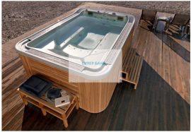 мини басейн DIAMOND-280x200x110